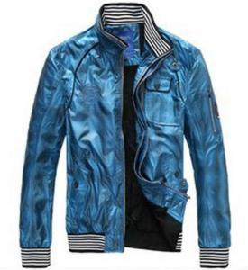 China OEM high quality fashion hip hop utility polyester high rib collar shiny satin jackets wholesale on sale