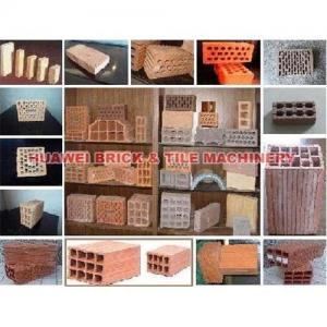China Clay brick machine on sale