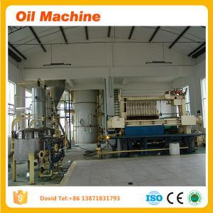 Best Low Oil Residues Green Tea Seed Oil Refining Oil Filtering Machine Teaseed Oil Plant wholesale