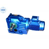 Best Cast Iron Flange / Foot / Shaft Mouonted Reducer Gear Box / Transmission Gearbox wholesale