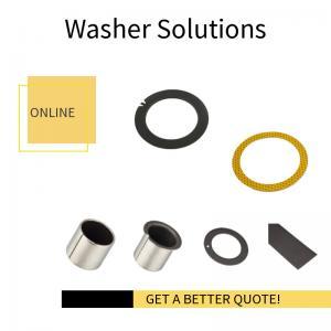 Best POM Composite Thrust Washer For Valve wholesale