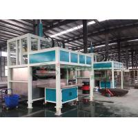 Best OEM Pulp Egg Tray Making Machine , Automated Paper Pulp Moulding Machine wholesale