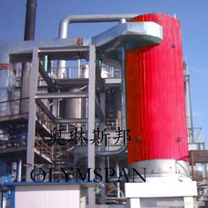 Best Vertical Thermal Oil Heating Boiler , Industrial Oil Fired Horizontal wholesale