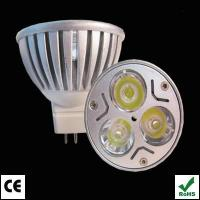 China 3w high power mr16 led bulb on sale