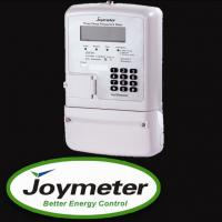 Best JOY311 3 phase prepaid energy meter wholesale