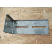 Buy cheap 0.5mm Galvanized Wooden Connectors Metal Nail Plate For Wood Construction from wholesalers