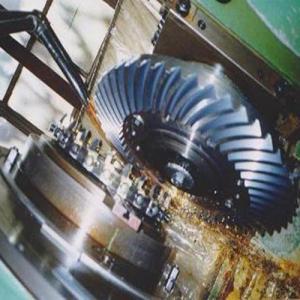 China transmission parts OEM spiral bevel gear on sale