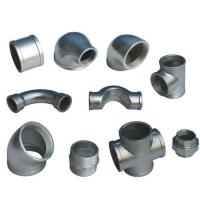 China Malleable pipe fittings & Carbon steel pipe fittings on sale