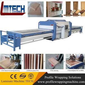 China mdf board door cabinet making machine on sale