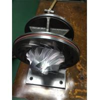 China Professional Turbocharger Components , Turbo Charger Part For Stationary Engines on sale