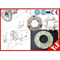 Best Coupling for ISUZU 6HK1 Engine fix Excavator hydraulic Pump Engine Flywheel wholesale