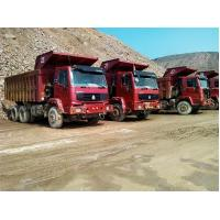 China used sinotruck HOWO dump truck for sale on sale