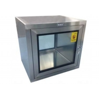 Best Clean Room Window Transfer Pass Through Box Customized Size wholesale