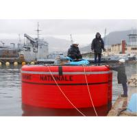 Best Offshore Anchor Marine Mooring Buoy Foam Filled Buoys and Floats wholesale