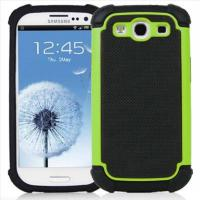 China Shock Proof Cell Phone Protective Cases Heavy Duty Tough For Samsung Galaxy S3 on sale