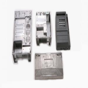 Best Accurate Mould Cast Aluminum Heat Sink , Led Bulb Heat Sink Chemical Resistant wholesale