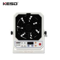 Best Indoor High Frequency AC Bench Top Ionizer , Hot Ionizing Air Blower Fan wholesale