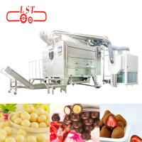 Best Non Contamination Chocolate Coating Machine For Pharmaceuticals Industrial wholesale