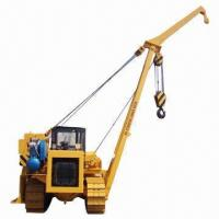 Best Multi-function Pipelayer, 20t Lifting Capacity/Equipped with Shanghai C6121 Engine/Cat 3306 Licensed wholesale