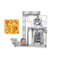 Best High Efficiency Vertical Automatic Packaging Machine For Popcorn , Snack Foods 1000ML Volume wholesale