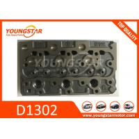 Best Casting Iron Kubota Cylinder Head / Truck Spare Parts D1402  D1100 D1503 wholesale