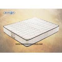Best White Color Tight Top Mattress , Roll Up Vacuum Compressed Memory Foam Mattress wholesale