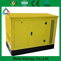 Best CE and ISO Silent biogas power generator wholesale