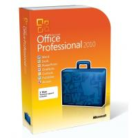 China Academic Microsoft  Office 2010 Key Code Download Professional AE License on sale