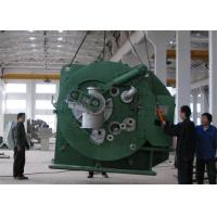 Buy cheap Food industry GKH horizontal scraper discharge continuous centrifugal separator from wholesalers