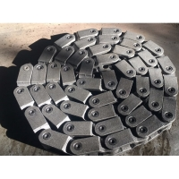 China LPG Roller Alloy Steel Cylinder Conveyor Chain on sale