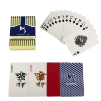 Buy cheap 1000pcs Plastic Material Full Color Printing Reusable Dry Erase Playing Cards from wholesalers