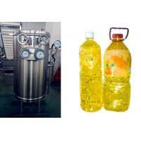 China Carbonated Drink / Beverage Processing Equipment Mixing / Blending Line on sale