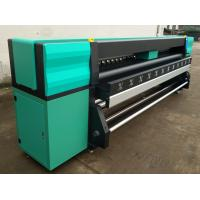Buy cheap 3.2m New Model Solvent Printer Outdoor Printing Machine with Konica512/Konica from wholesalers
