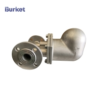 Best XYSLT80 PN16 DN80 Flange type SS304 316L Lever ball Float  steam trap for dyeing Line wholesale