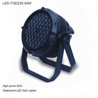 Best 54W round Outdoor waterproof IP65 high quality LED Wall washer light for hotel wholesale