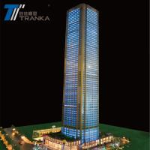 Best Commercial plaza model , architectural plans building model wholesale