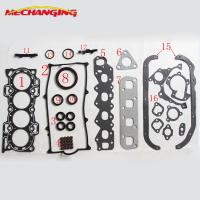 Best HCE HDC Full set for DAIHATSU CHARADE 1.3/1.6 engine gasket 04111-87127-000 50120700 wholesale