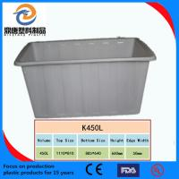 Best PE plastic square tank wholesale