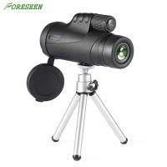 Best 10X42 Green Coated Mobile Phone Mini Monocular Telescope Bk7 Prism Handwheel Focusing wholesale