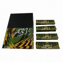 China Smoking Paper for Cigarette, Customized Packaging Designs, Sizes and Logos are Welcome on sale