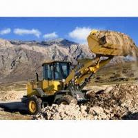 Best Wheel Loader, Equipped with Cummins 6BT5.9-C120 Engine, ZF Transmission, 3t Payload, 1.8m3 Bucket wholesale