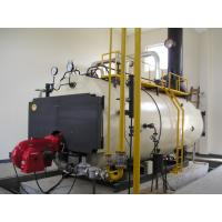 Best Electric 8 Ton Pressure Vessel Gas Fired Water Steam Boiler , Thermal Insulated wholesale