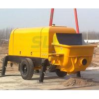 Best Mortar Transfers Small Concrete Pump , Small Cement Pump For Construction Projects wholesale