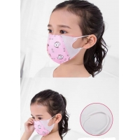 Best Best BFE 95% 3D kids student face mask breathable 3d deisgn child face mask wholesale