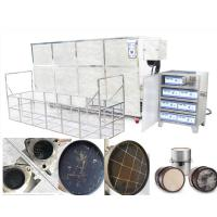China Oil And Gas Diesel Tank Ultrasonic Filter Cleaning Machine 13 Inch X 13 Inch on sale