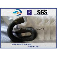 Best High Strength Rail Clip and Rail Clamps with E Shape 60Si2MnA wholesale