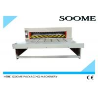 Best Roll To Roll Rotary Die Cutting And Creasing Machine For Feeding Corrugated Box wholesale