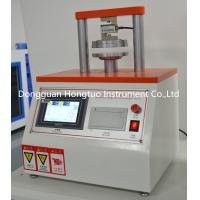 China ISO13820  ISO3037 Paper Testing Equipment  Microcomputer Edgewise Crush Resistance Tester on sale