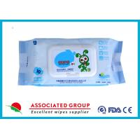 Best Ultra Packing Baby Wet Wipes Pearl Dot Spunlace Uncontinuorsly Extrating 90PCS wholesale