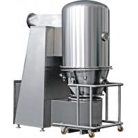 China Fluid Bed Dryer Pharmaceutical Processing Equipment With Stainless Steel Structure on sale